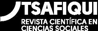 Logotipo Tsafiqui Revista Científica en Ciencias Sociales