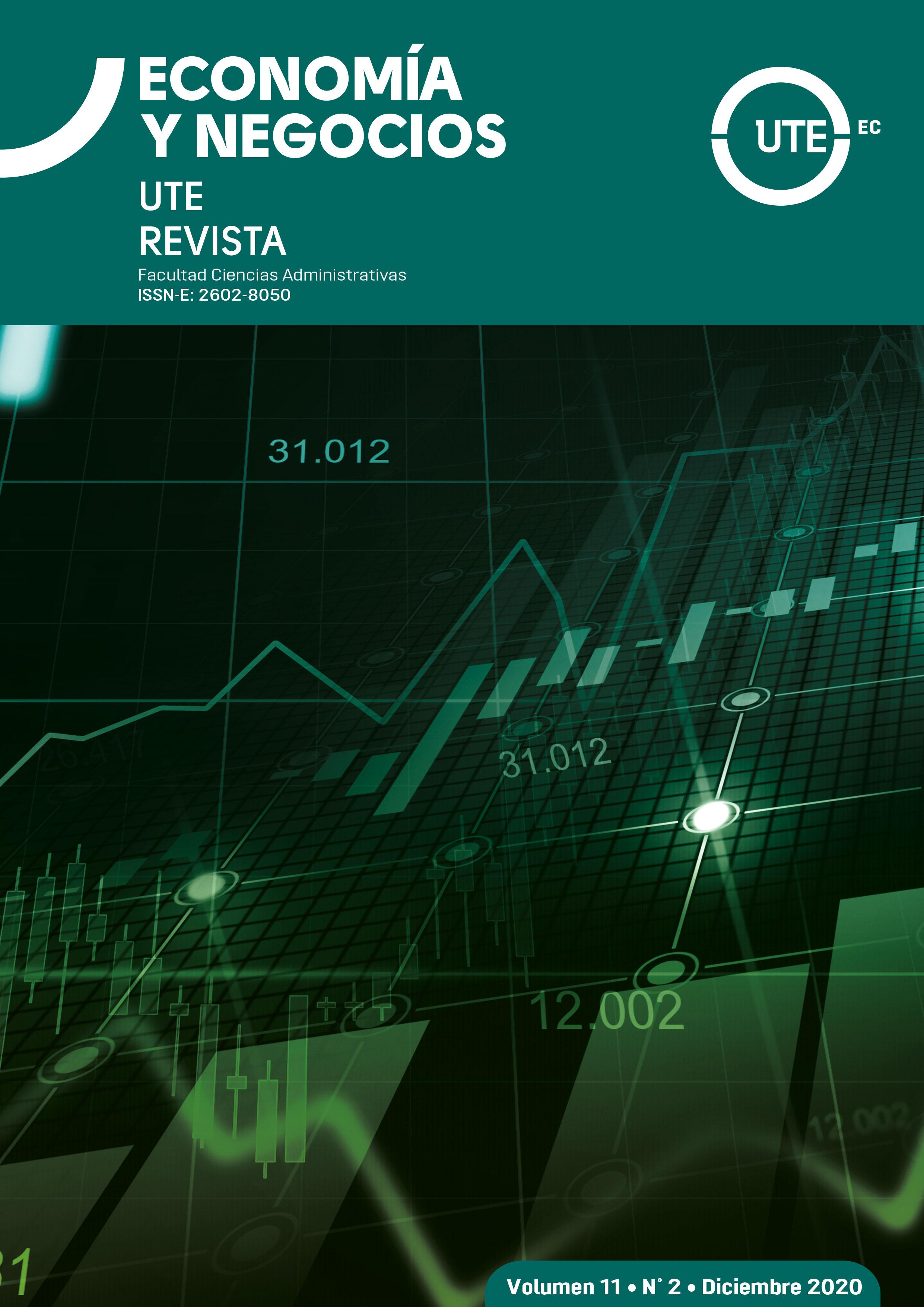 Ver Vol. 11 Núm. 2 (2020): Revista Economía y Negocios
