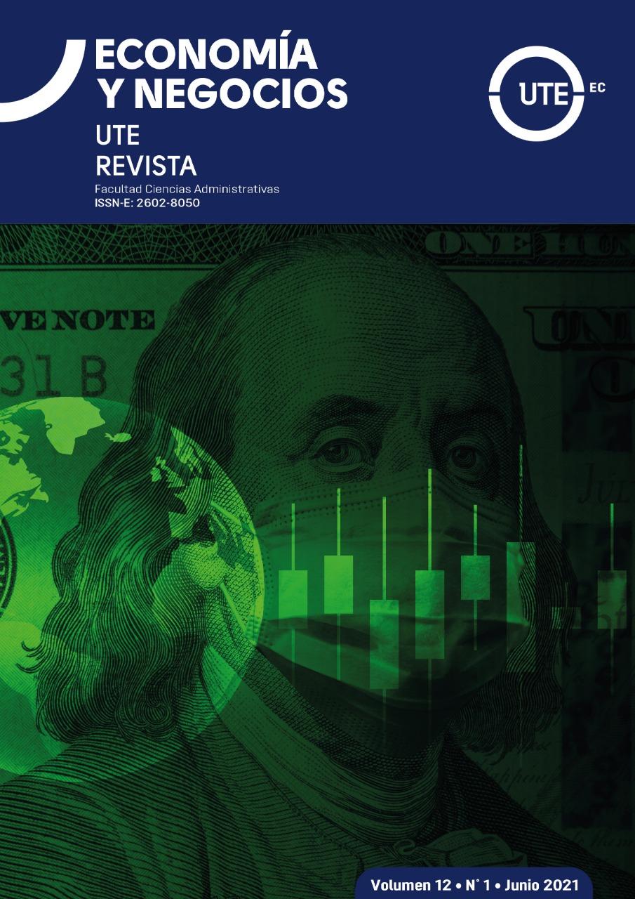 Ver Vol. 12 Núm. 1 (2021): Revista Economía y Negocios